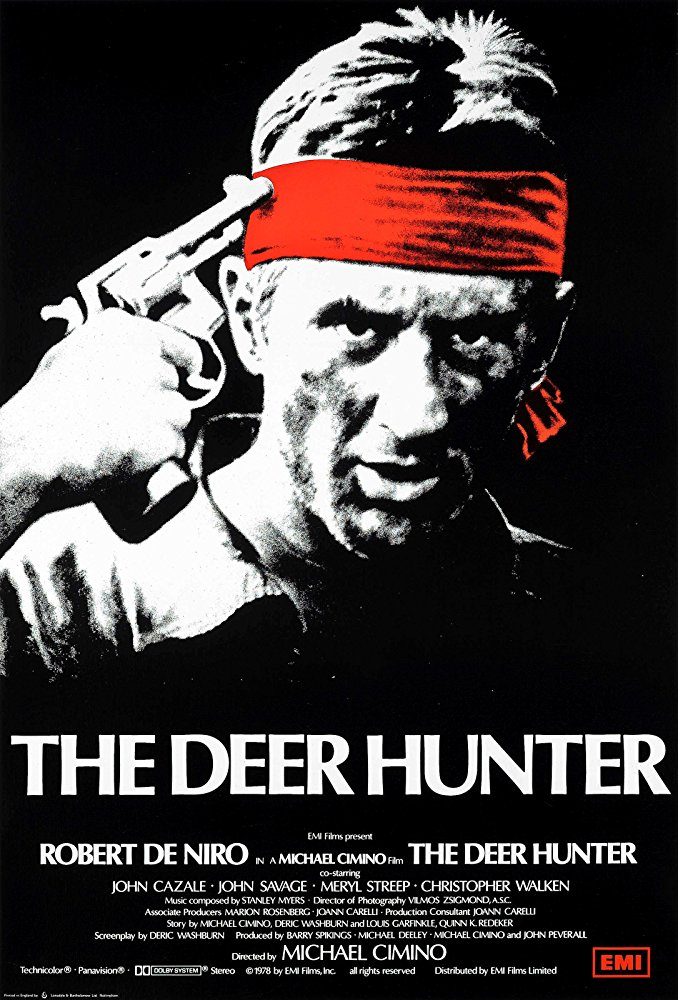 deer hunter movie review